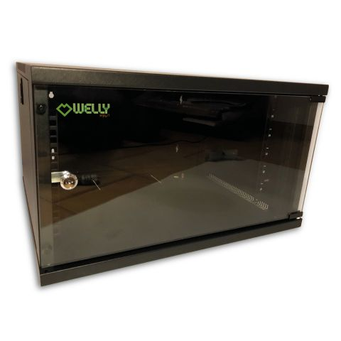"Armadio Rack 19"", 9 Unità"