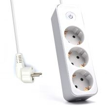 Multi Power strip 3 outlets
