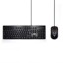 Wired Keyboard and Mouse