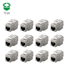 12pz - CAT6 Keystone Module